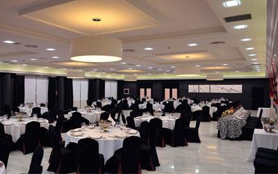 Sal n de bodas en castell n bodas comuniones eventos for Salones para casamientos